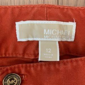 Michael Kors Pants - Michael Kors Orange Jeans size 12